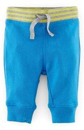 Mini Boden 'Essential' Cotton Jersey Pants (Baby Boys)