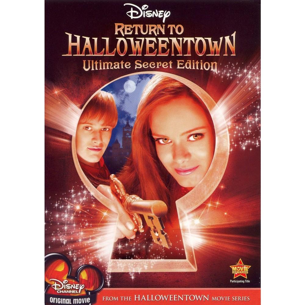 Return to Halloweentown (dvd_video) in 2019 Best