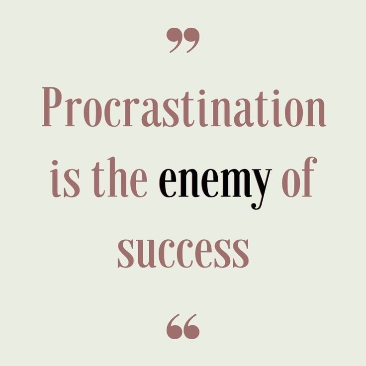 Use these inspirational quotes as motivation to stop procrastinating once and for all! After all, if not now, when?? Quotes about productivity, efficiency, staying focused, ignoring the haters and overcoming the obstacles are all here! #stopprocrastinating #quotes #productivity #productivityquotes