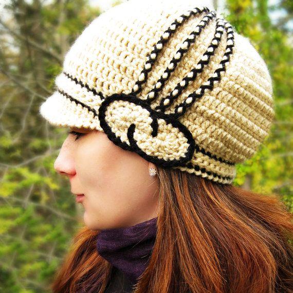 Malissa cappello Crochet Pattern | Crochet Patterns | Pinterest ...