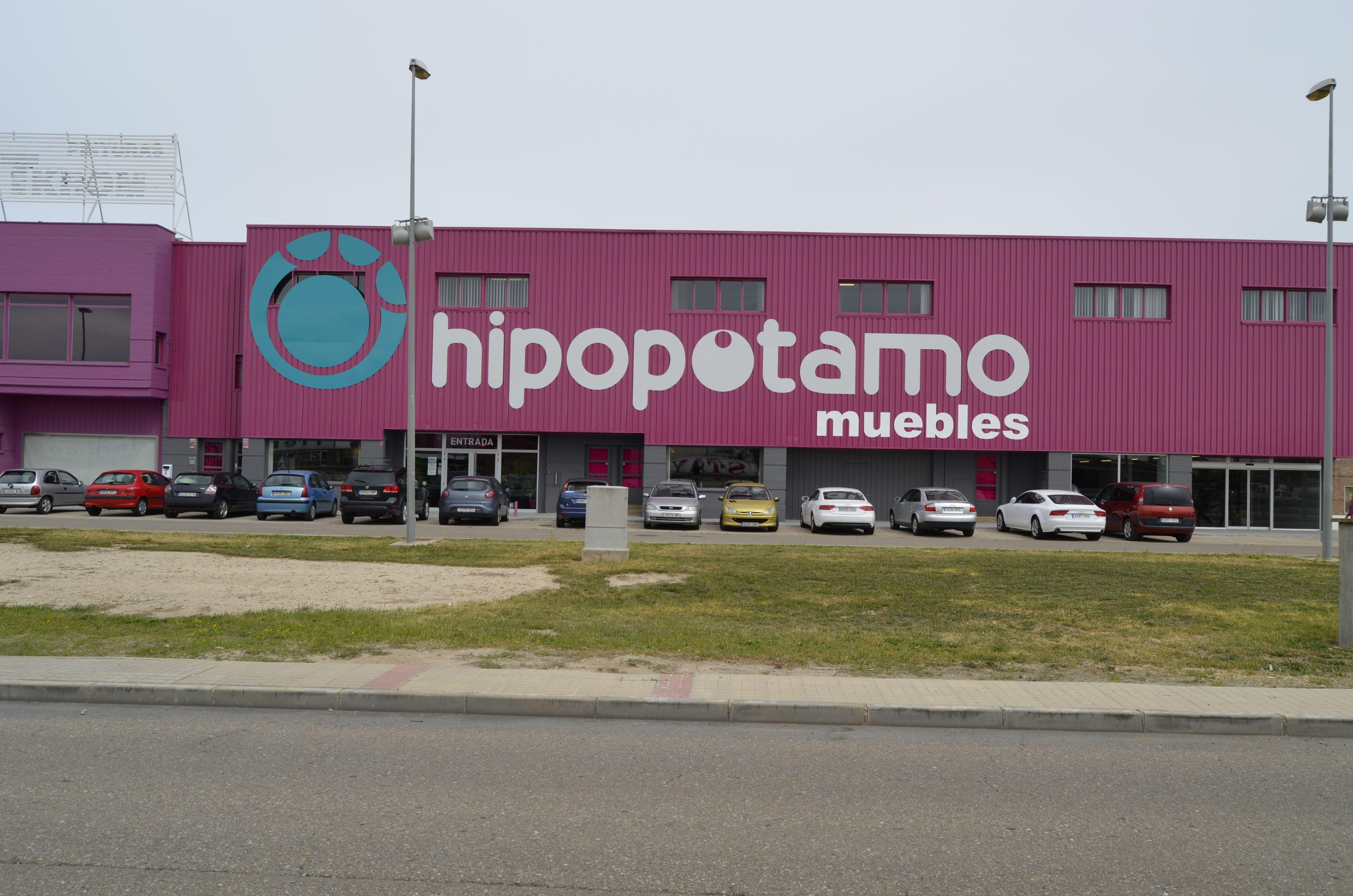 Tienda Situada En La Carretera De Logro O Km 8 3 Pol Gono El  # Muebles Hipopotamo