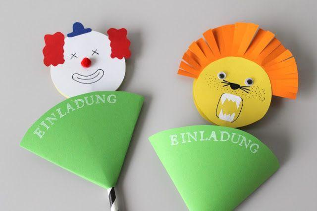 Photo of Einladung Falten Kindergeburtstag Fresh Die Besten 25 Zirkus Einladungen Ideen A…