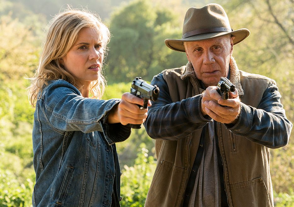 Fear the Walking Dead Season 3 Photos | Fear the walking, Fear the ...