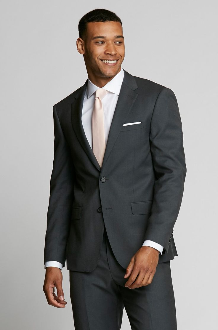 Charcoal gray suit jacket charcoal gray suit