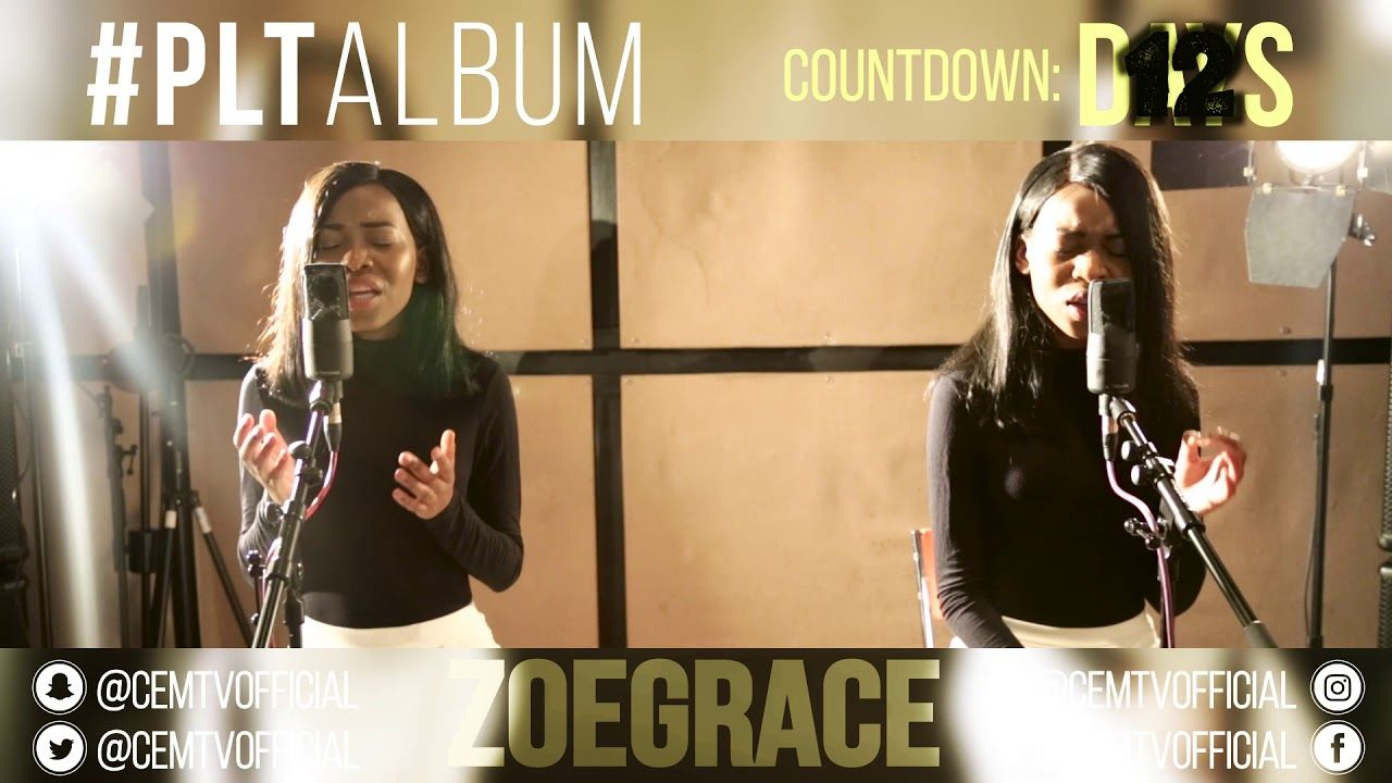 Zoe Grace - #PLTAlbum Countdown: 12 Days To Go! (You Waited