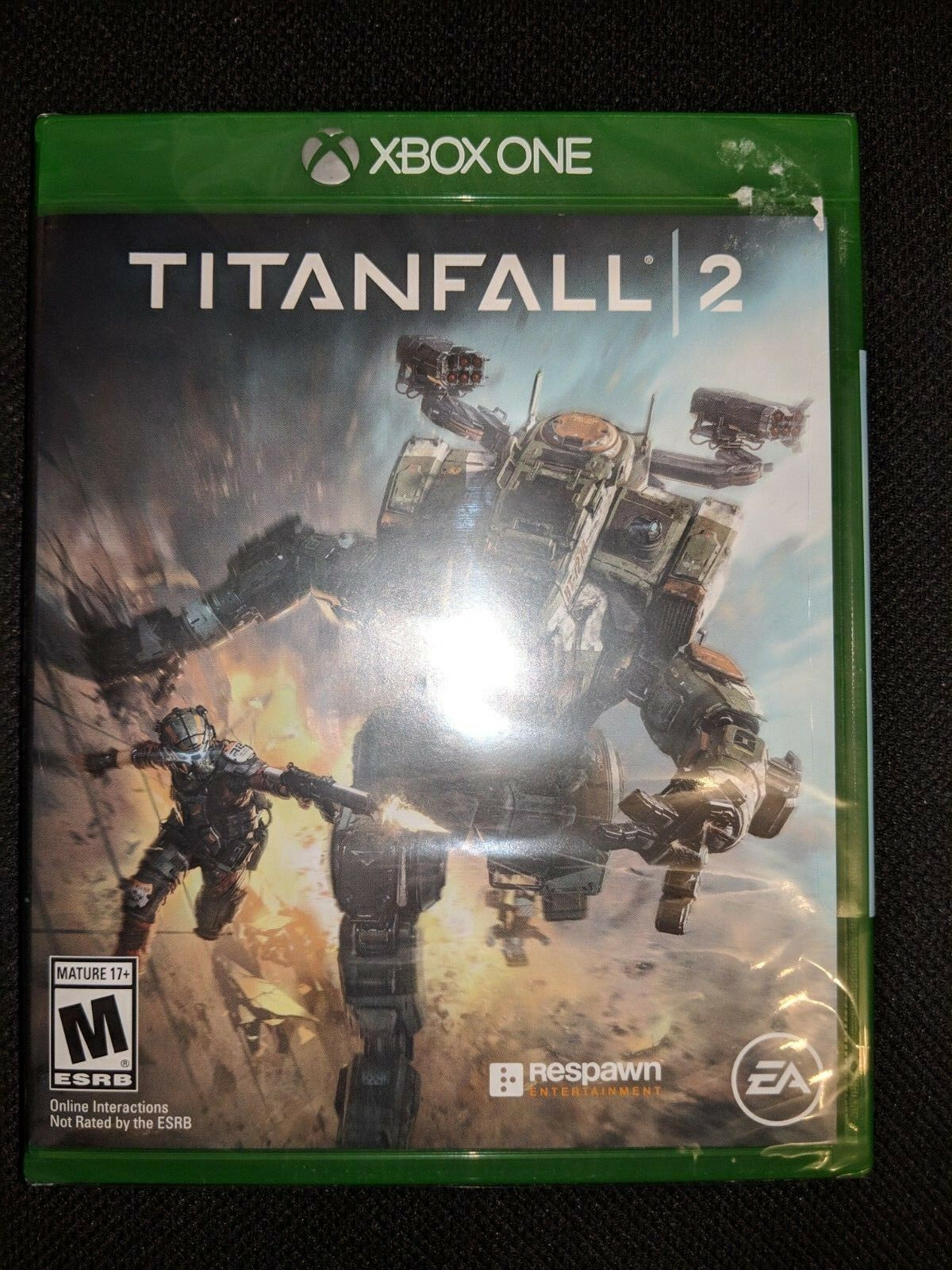 Xbox One Titanfall 2 Game Brand New Factory Sealed Xboxone