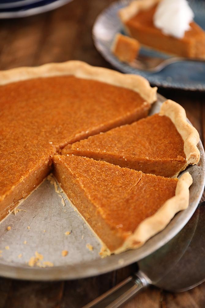 Classic Sweet Potato Pie Recipe Sweet Potato Pies Recipes Sweet Potato Pie Evaporated Milk Recipes