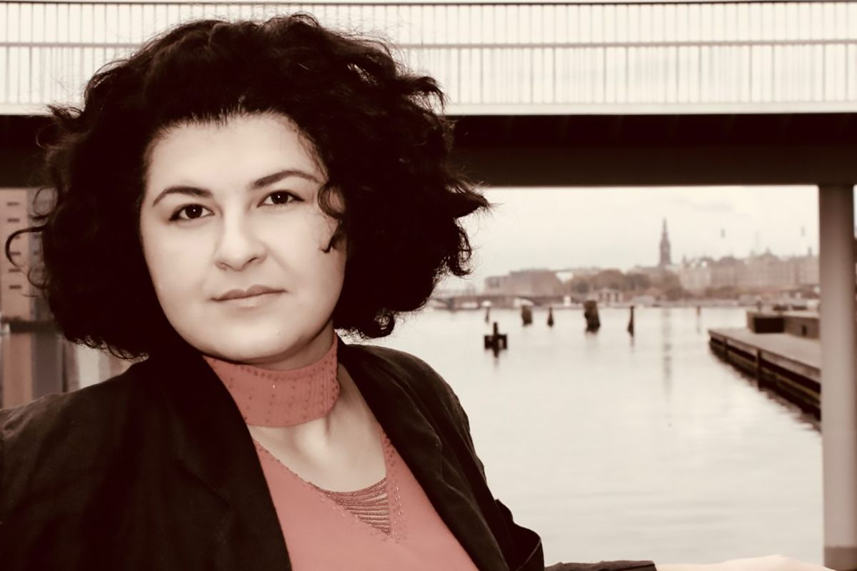 Last December, Tavakoli shared a link on her personal Facebook page