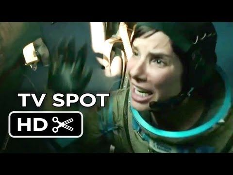 Time Is Out for This New Gravity TV Spot