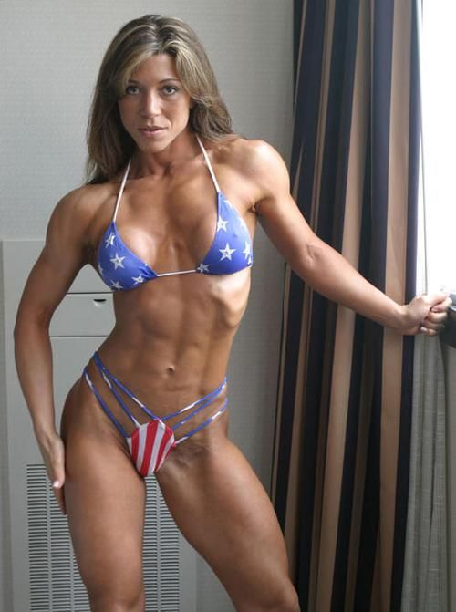 bikinisandmuscle: More at BikinisAndMuscle.tumblr.com