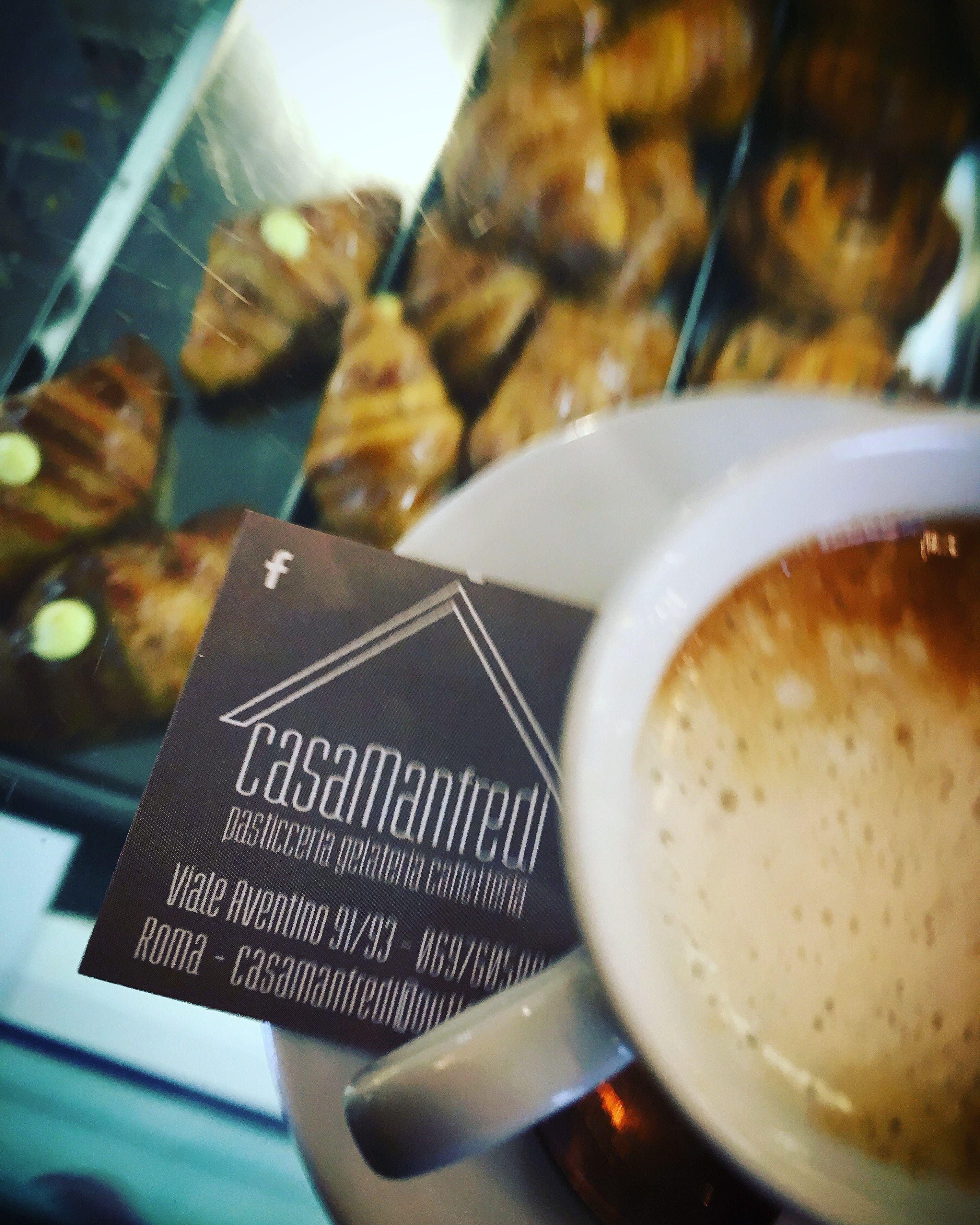 Caffè #CasaMandredi