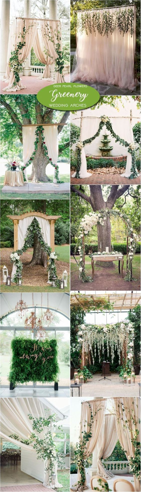 Garden wedding decoration ideas   Elegant Outdoor Wedding Decor Ideas on A Budget  Dream Wedding