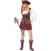 Walmart: High Seas Buccaneer Pirate Adult Halloween Costume