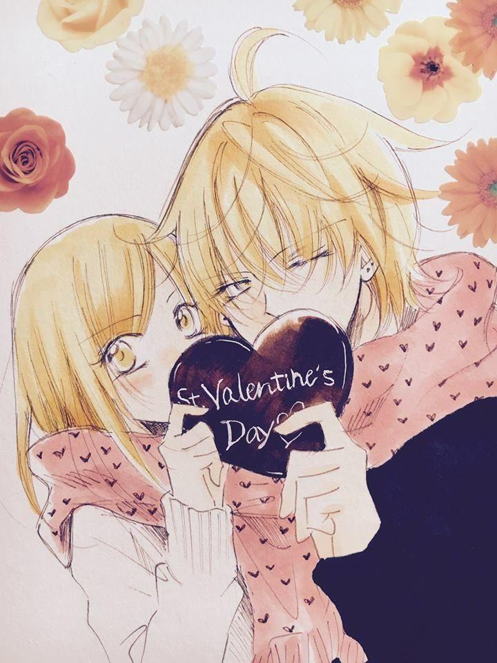 Happy Valentine Day Namaikizakari