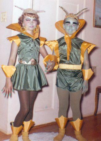 Marsianer Kostum Selber Machen Space Invaders Costumes