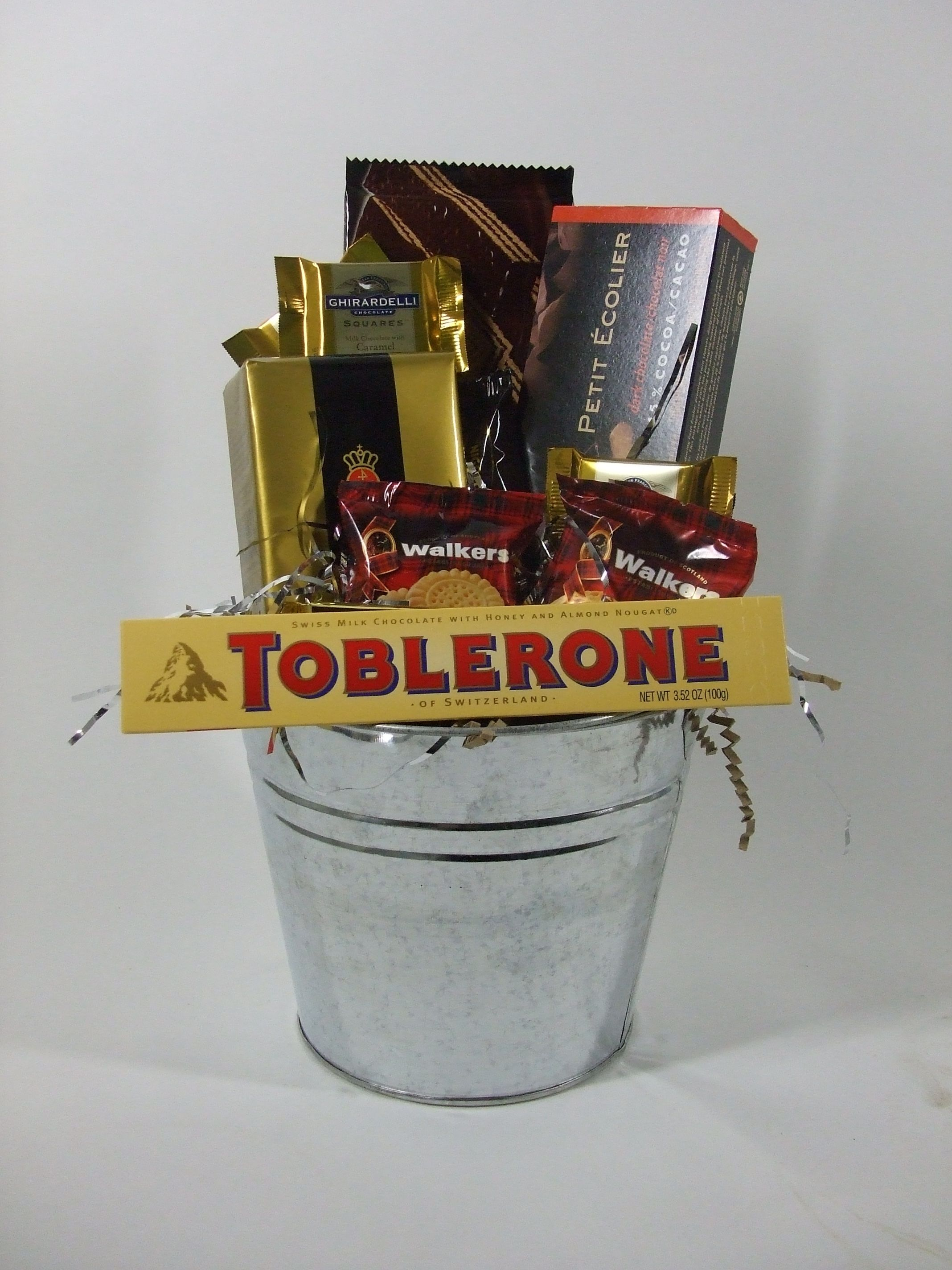 Gift basket for men this is fit for a king 5000