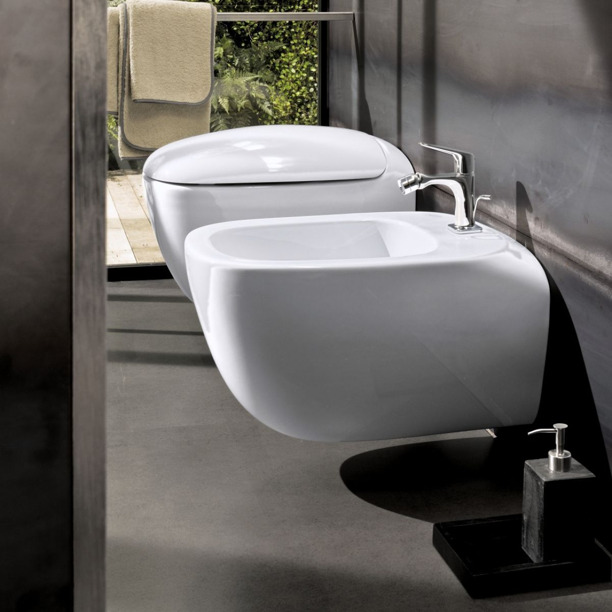 Amazing Geberit Citterio Wall Hung Bidet Bathrooms Bathroom Dailytribune Chair Design For Home Dailytribuneorg