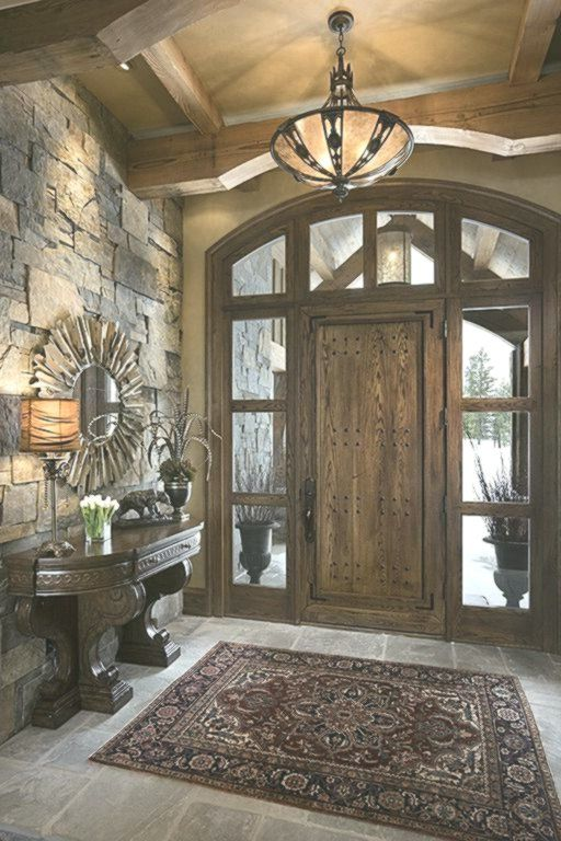 How to properly light its entrance   Floriane Lemari #entrance #floriane #lemari #light #properly