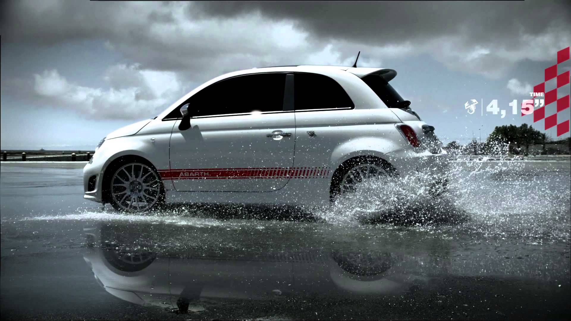 Celebrating The Icon The Debut Of The Abarth 595 50th