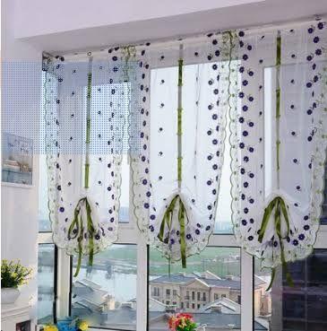 Resultado de imagen para como hacer cortinas para ventanas - cortinas para ventanas