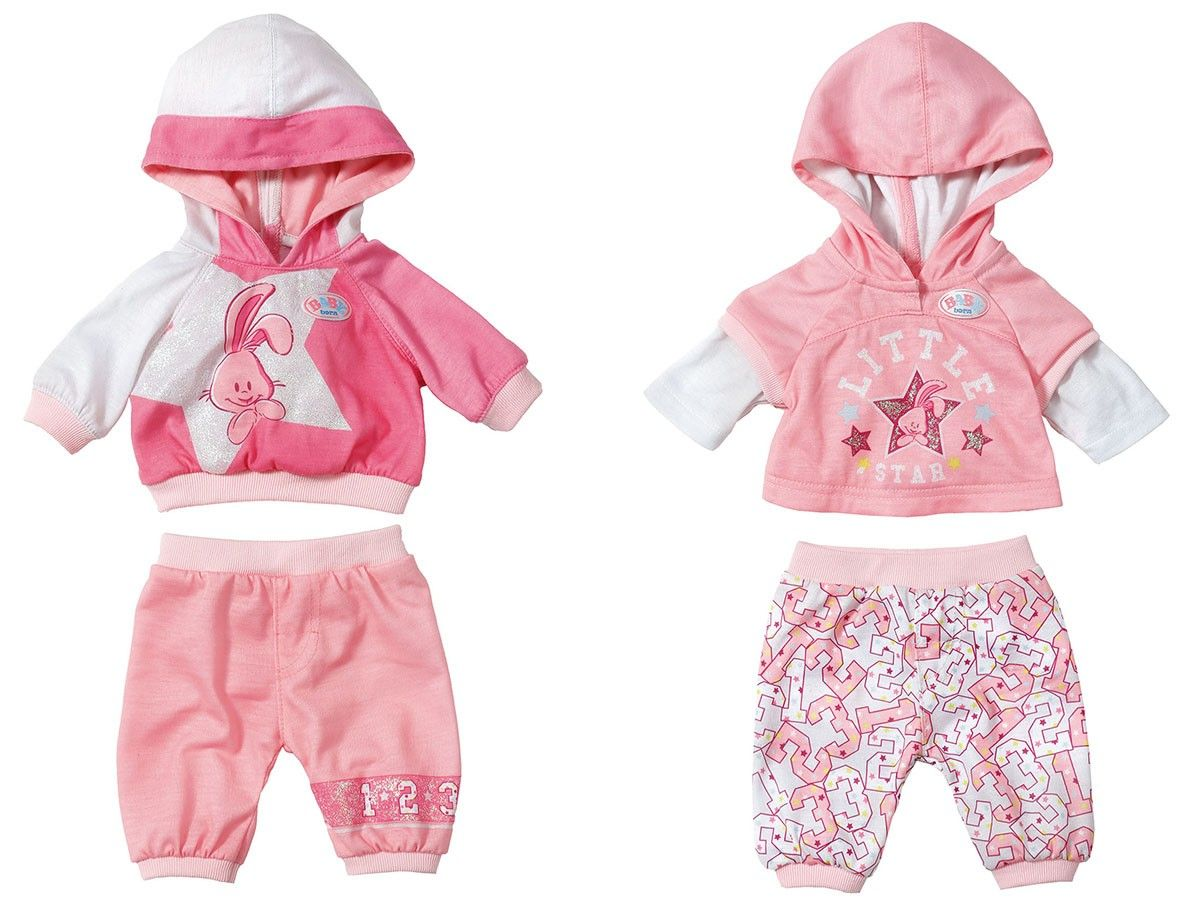 Baby Born Ubranko Dres Sportowe Dla Lalki 821374 6733119722 Oficjalne Archiwum Allegro Baby Doll Nursery Baby Doll Accessories Toddler Dolls