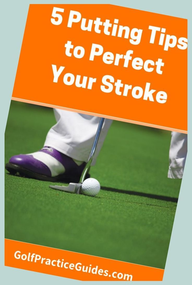 how to putt better at golf