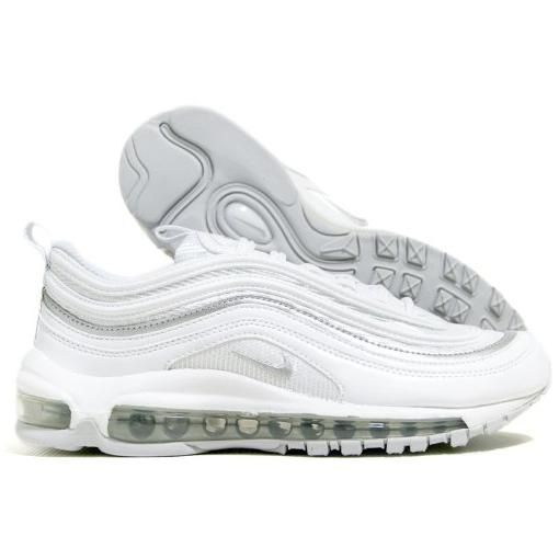 air max 97 junior white
