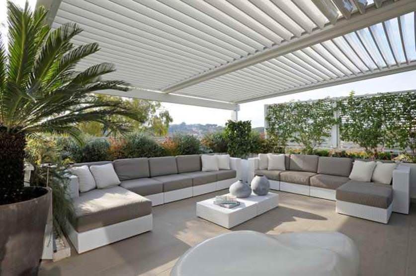 come arredare un terrazzo | Terrazza | Pinterest | Terrazzo ...