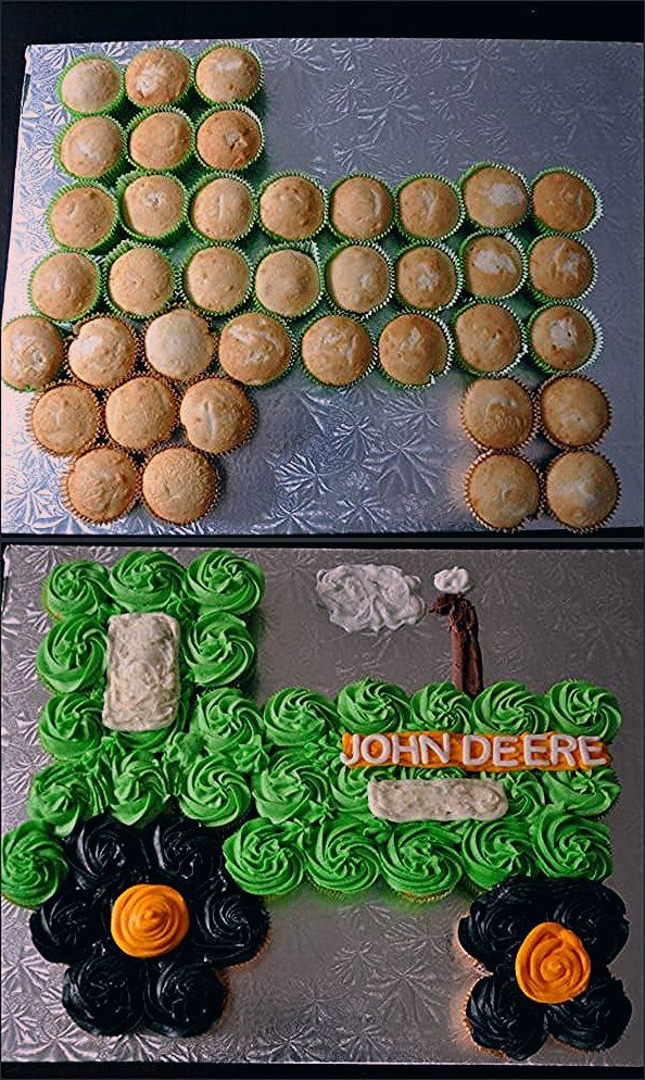Photo of 20 John Deere Tractor Birthday Party Ideas – Pretty My Party – Party Ideas
