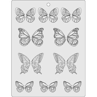 GELATIN SHEET BUTTERFLY WINGS [46-4550] - CK Products | Imagine ...