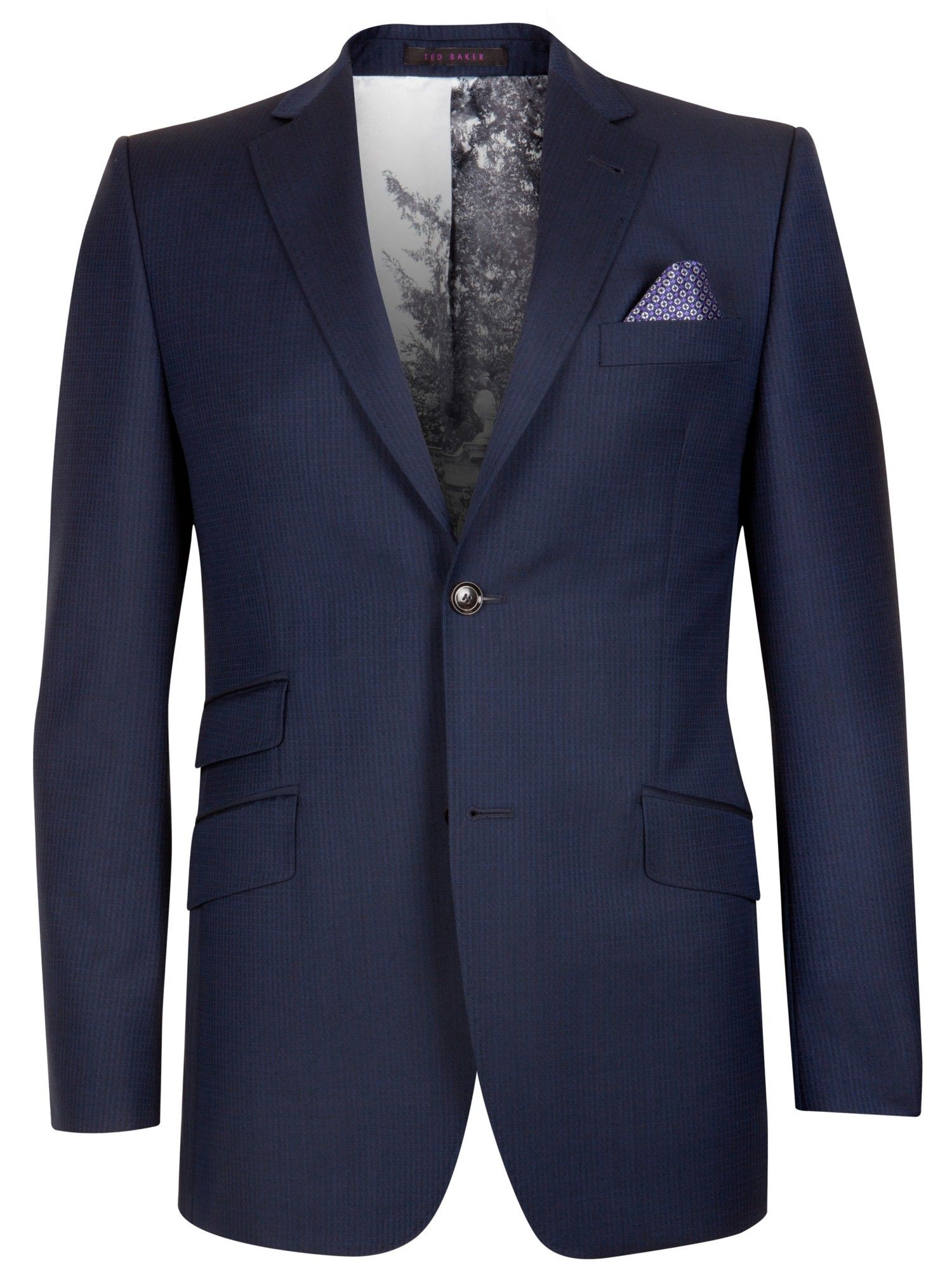 79cce9710985a Ted Baker Endurance Garjak Sterling Wool Suit Jacket