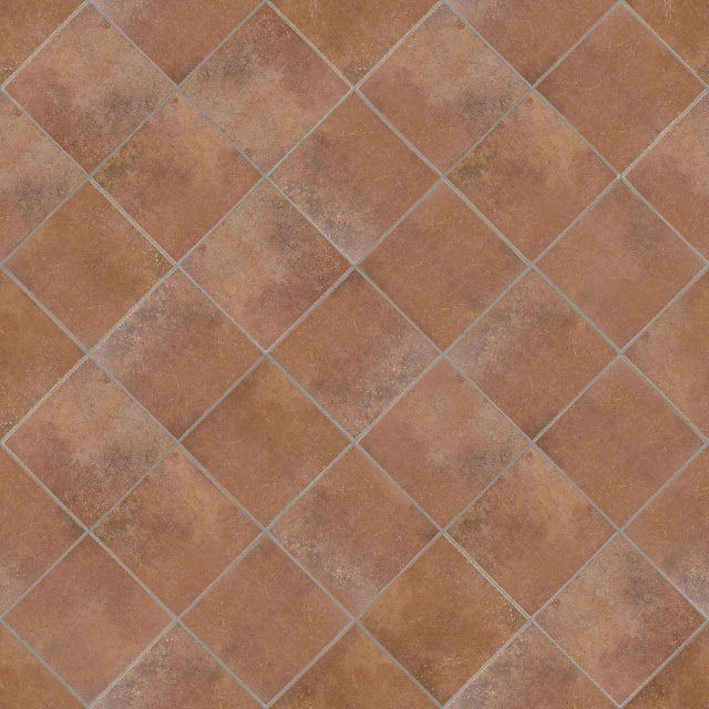 Texture seamless floor tile cotto texture floor tile for Terrace tiles texture