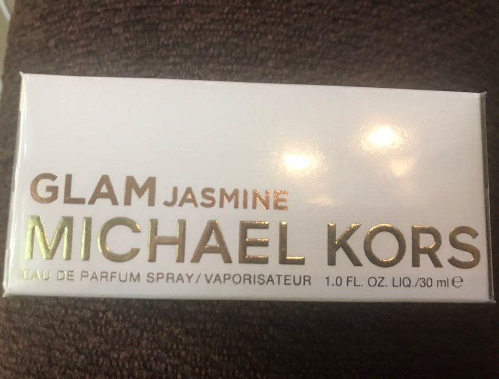 New In Box Michael Kors Perfume Glam Jasmine 1 Full Oz Michael Kors Perfume Jasmine Perfume Perfume