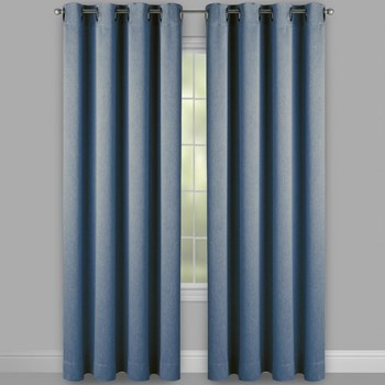 Sundown By Eclipse Blackout Grommet Window Curtains Set Of 2 Christmas Tree Shops And That Home Decor Furniture G Curtains Window Curtains Home Decor