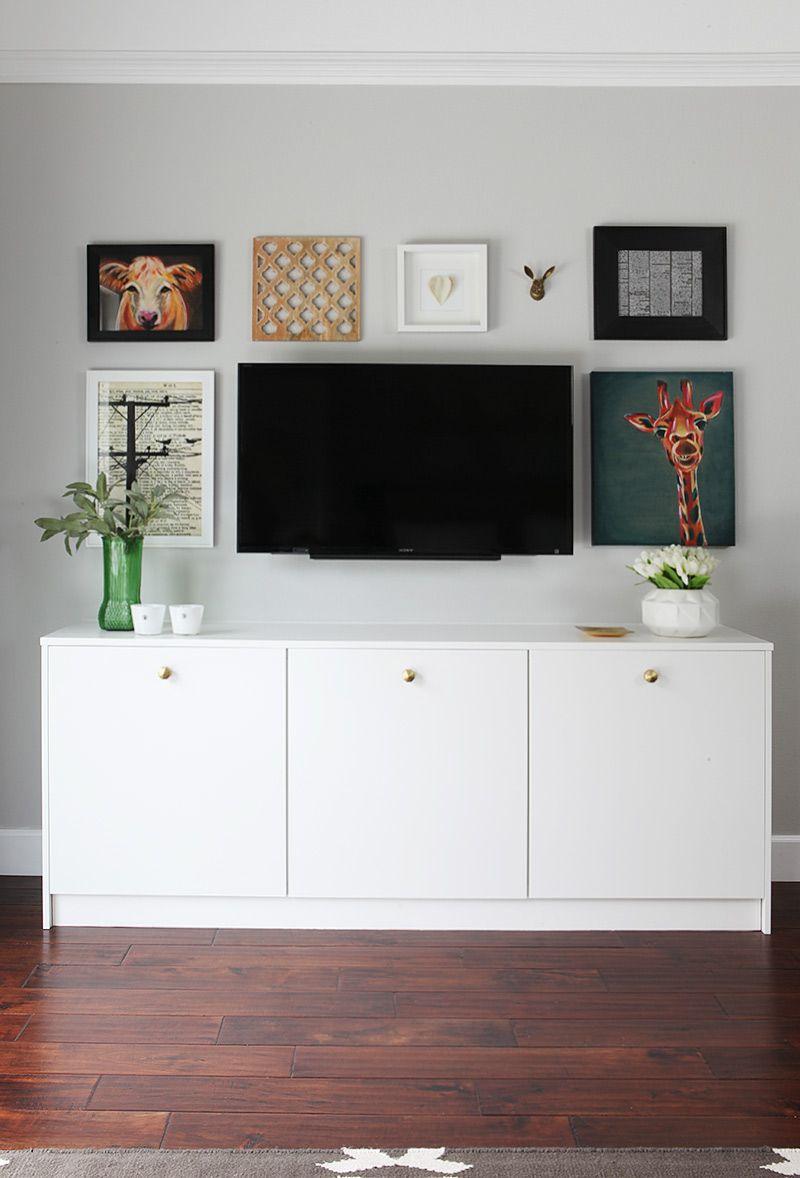 A home for design decor around tv tv gallery wall tv