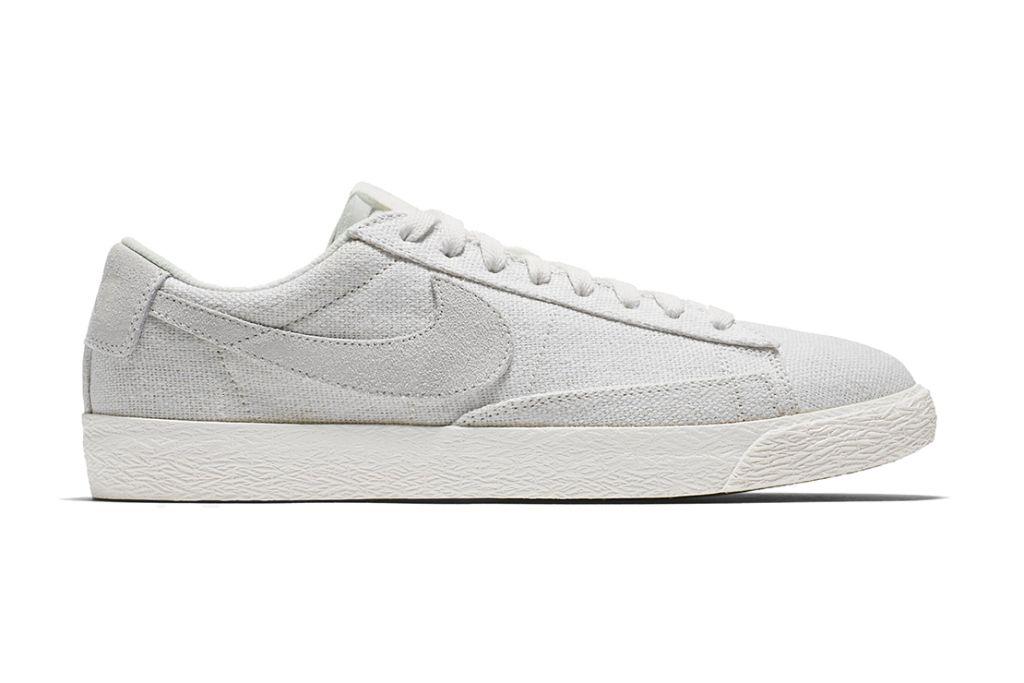 Nike Blazer Bas Voilier Vintage Premium