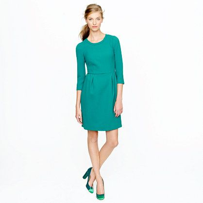 Ted Dress By J Crew Orderd This In Byzantine Blue From Ebay