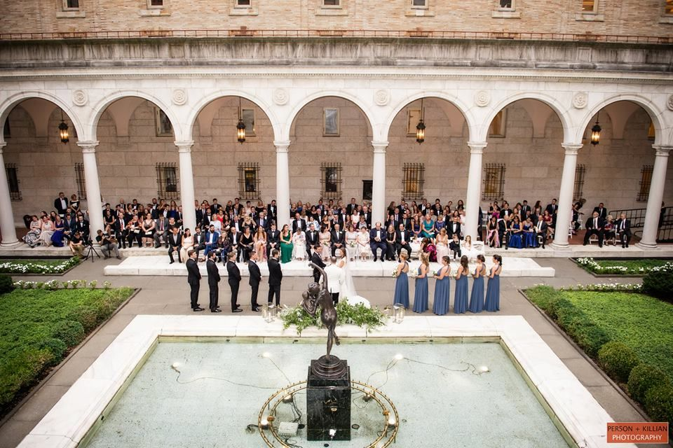 Boston Public Library Wedding.Boston Public Library Wedding Bpl Courtyard Wedding 2017