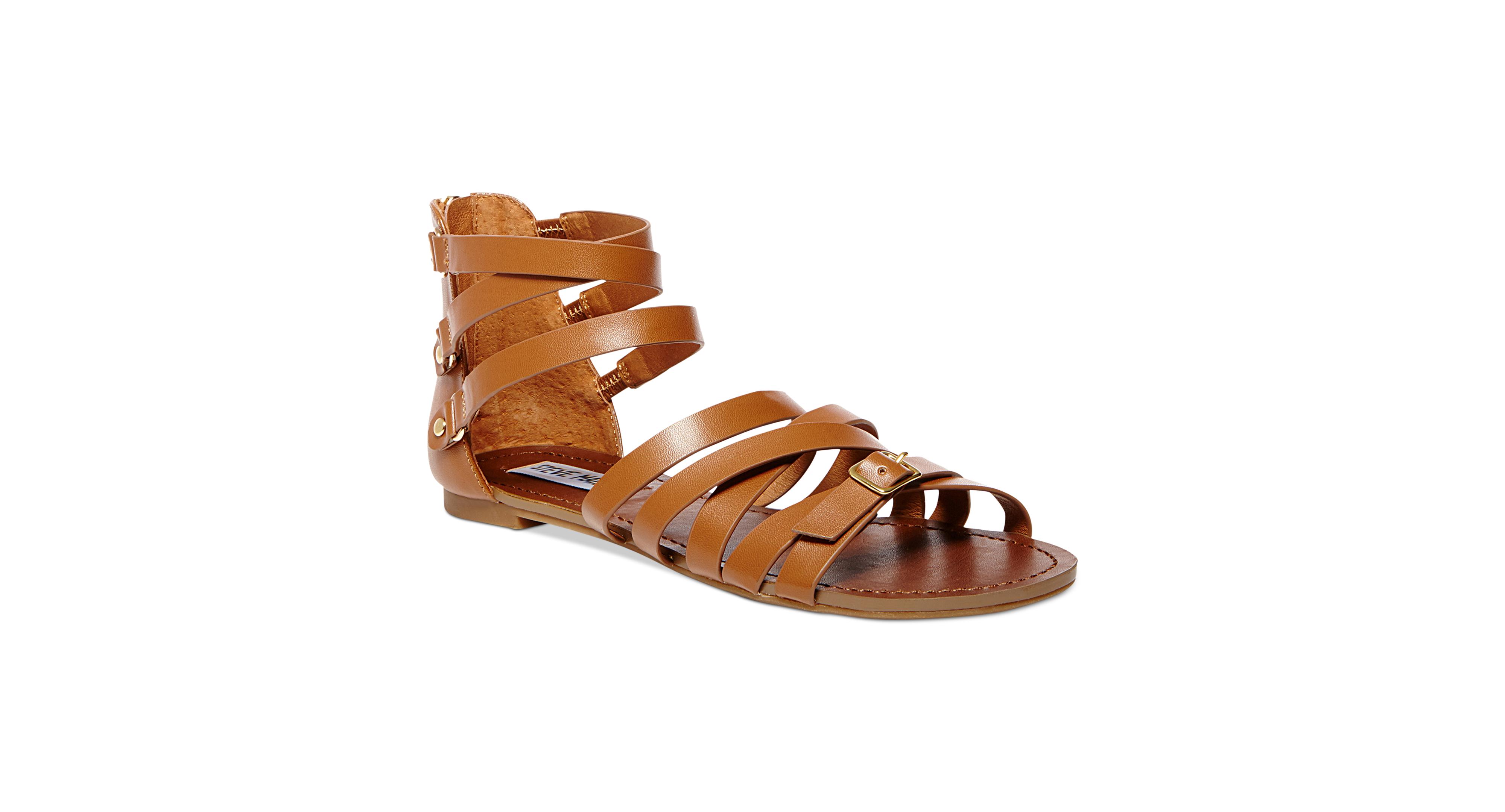 Steve Madden Women's Worldly Flat Sandals