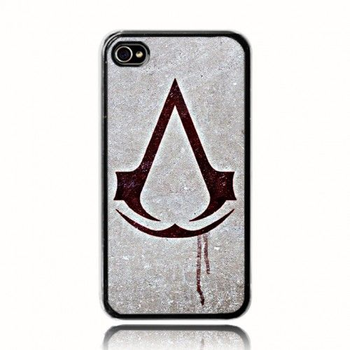 Assassins Creed Symbol Iphone 4 4s Or Iphone 5 Case Yes Im A Fan