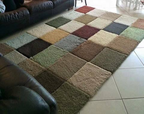 Free carpet samples and gorilla tape