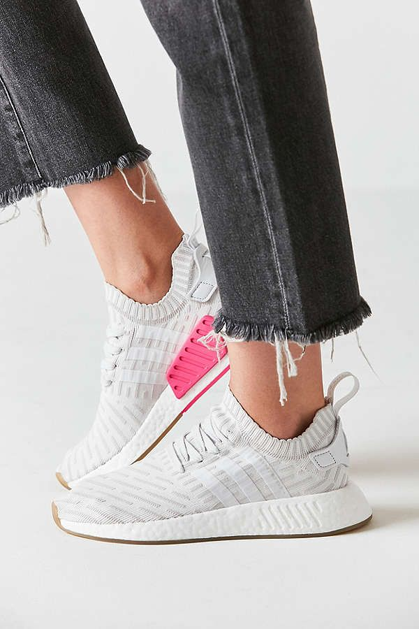 Diapositivas: 1: adidas Originals NMD R2 primeknit zapatilla So Fly