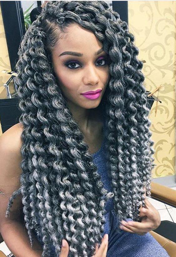 New 2016 High Quality Professional Braiding Hair Marley Braid Havana Mambo Twist Zopfe Flechten Crochet Braids Haar Hakeln