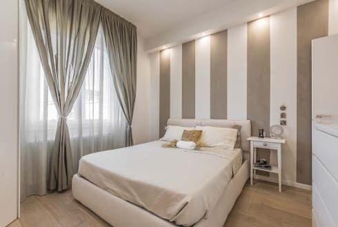 Camere Da Letto Shabby Chic Moderno : Ristrutturazione appartamento bologna stazione centrale di facile