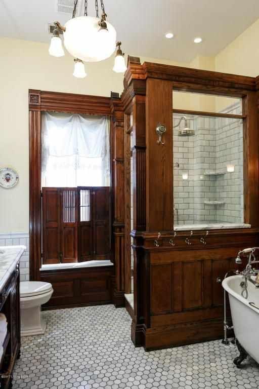 Forced Bathroom Remodel In: 18+ Vintage Bathrooms Design Ideas