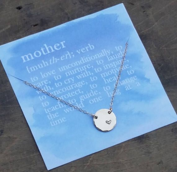 Mother definition necklace personalized mother necklace mothers mother definition necklace personalized mother necklace mothers day gift for her for mozeypictures Gallery