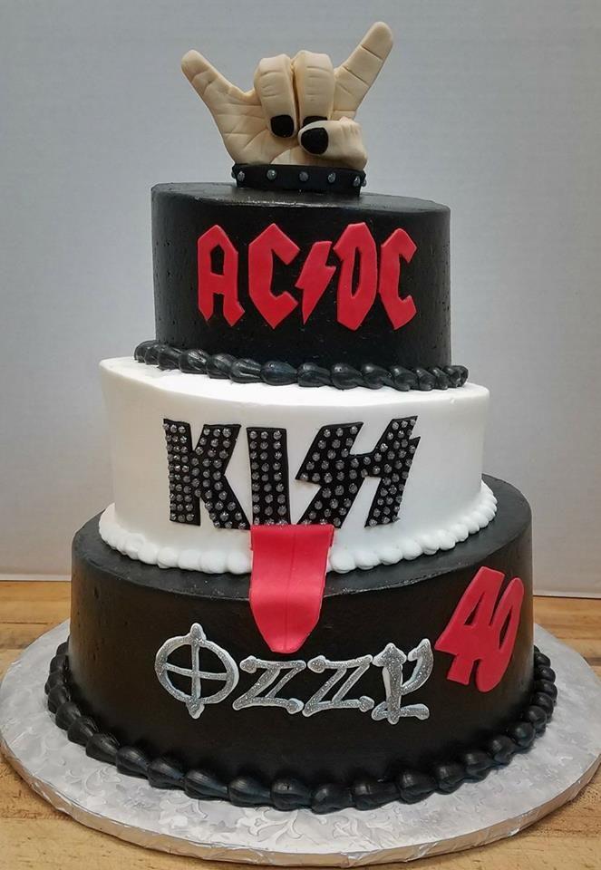 Kiss Cake Cakes Mainandmarket Annapolis Ozzy