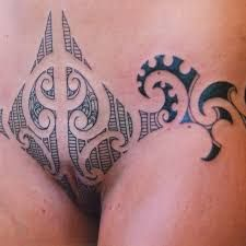 Naked girls with tribal tattoos, nude pics of biggest dick in world