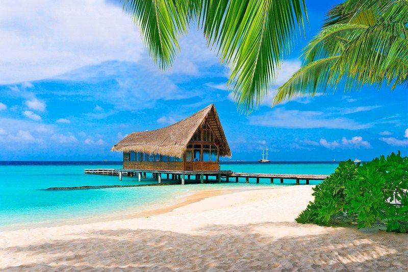 Kuramathi Island Resort  Paratiisi... <3  #Finnmatkat