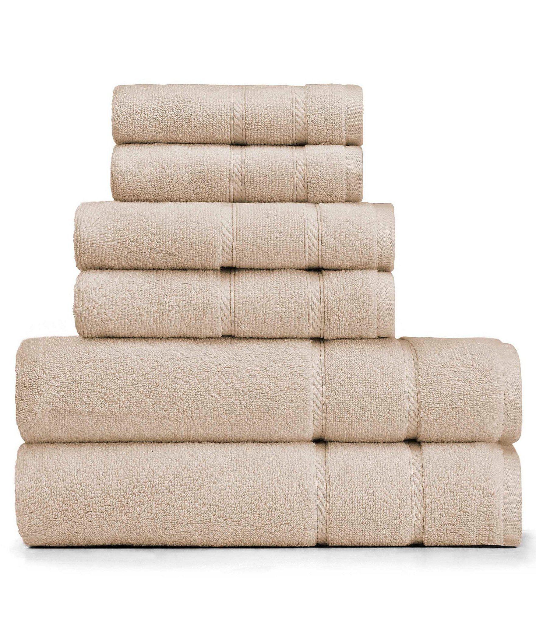 Nautica Belle Haven 6 Piece Bath Towel Set Dillard S Towel Set Bath Towel Sets Bath Towels [ 2040 x 1760 Pixel ]